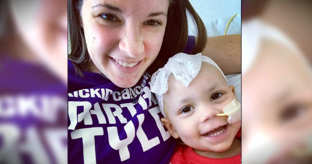 godupdates mom's letter thanking nurses caring for cancer stricken daughter goes viral 2
