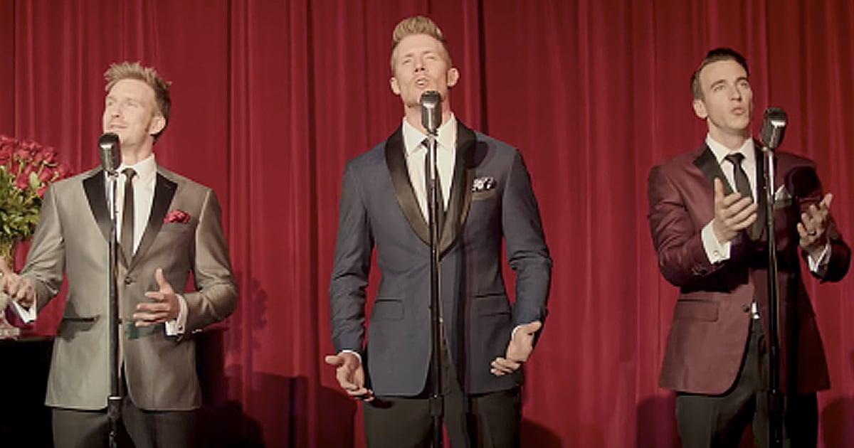 Talented Trio Sings Broadway Love Songs