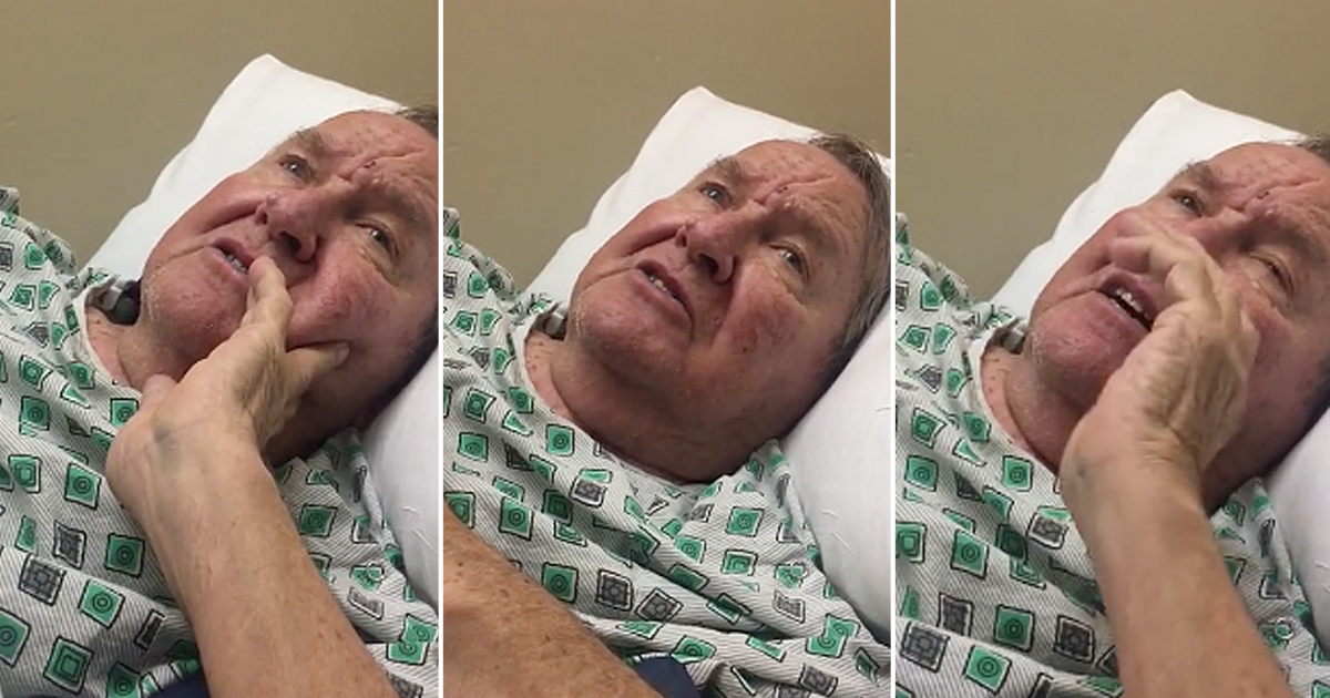 Grandfather With Dementia Sings Hymn 'It Is Well'