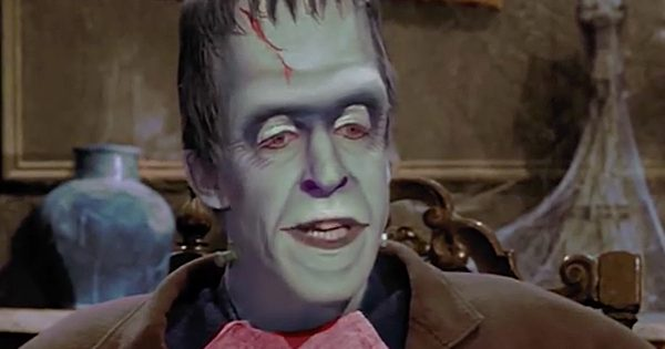 Herman Munster Shares A Timeless Message Of Equality