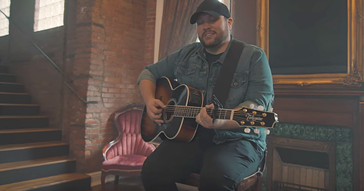Micah Tyler 'Different' Music Video