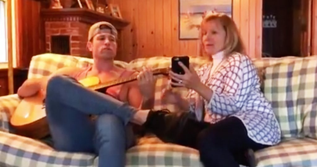 Mother And Son Sing Tim McGraw's 'Humble and Kind'