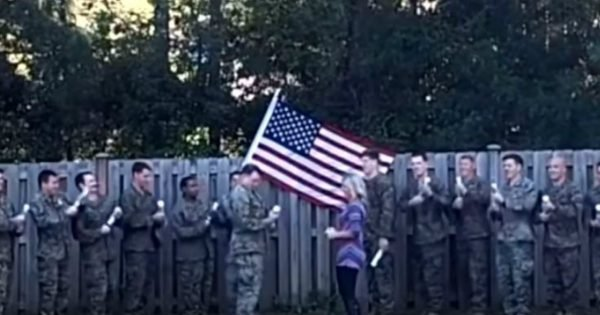 She Lost Her Husband in a Military Plane Crash and Received a Sweet Surprise