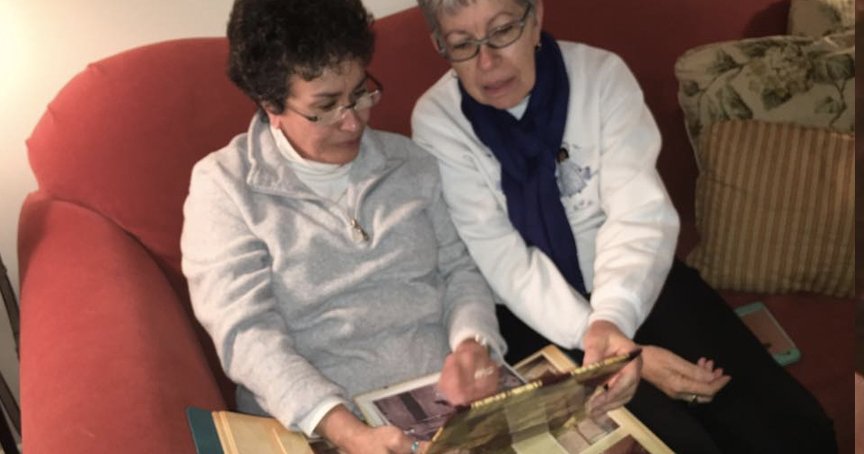 After Decades Thinking Sister Was Dead, 60 Yrs Later, Family Reunites _ Sylvia Kewer _ god updates