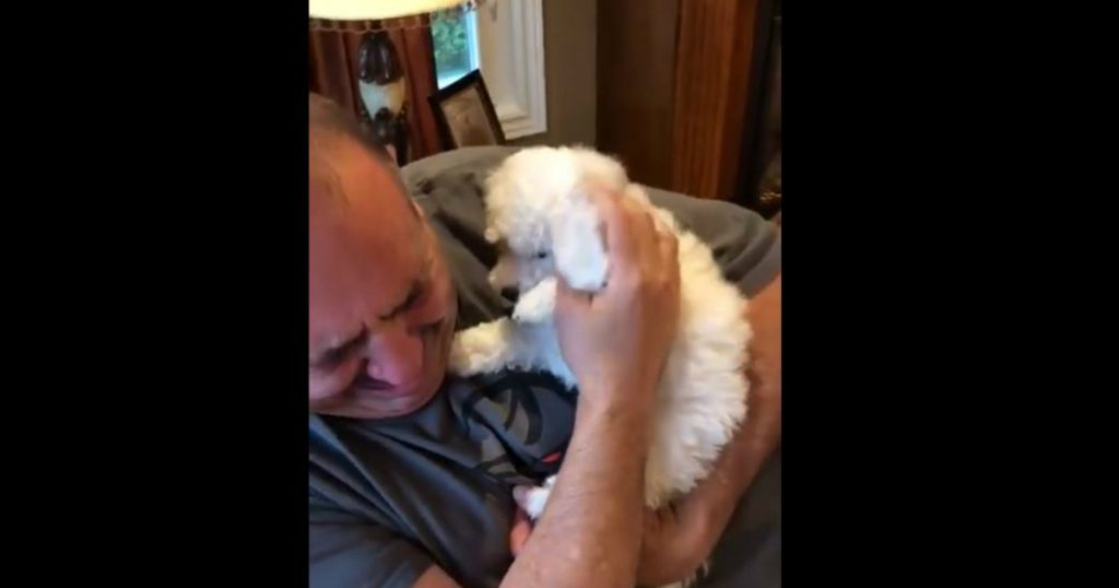godupdates grieving dad got a surprise