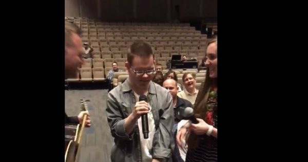 Christian Artist Matthew West Shares Special Duet With Boy With Down Syndrome