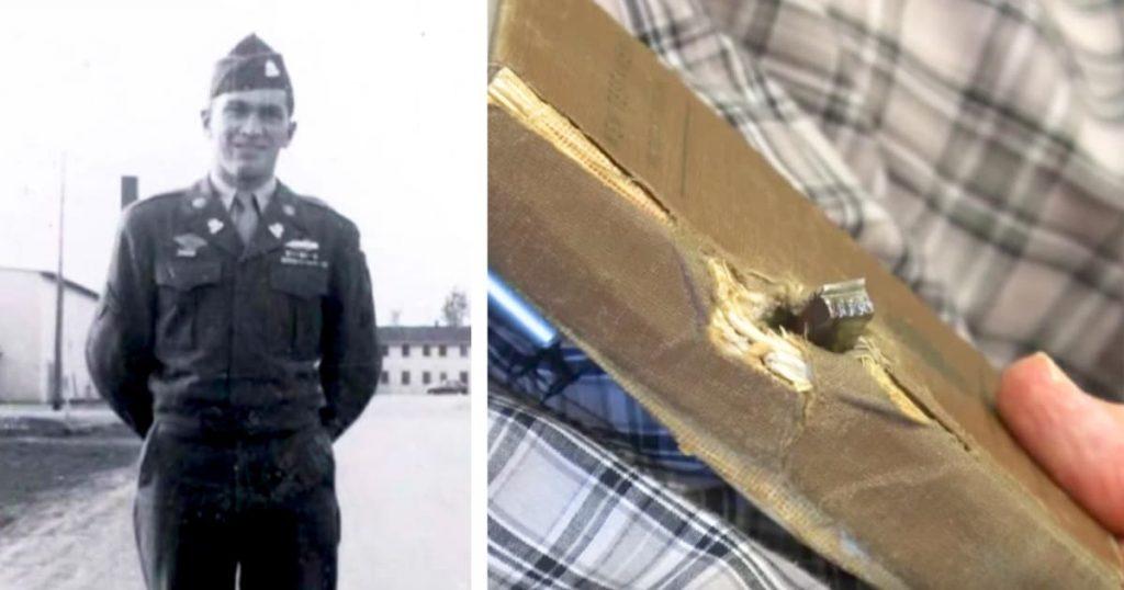 Bible Saves Life Of WWII Veteran