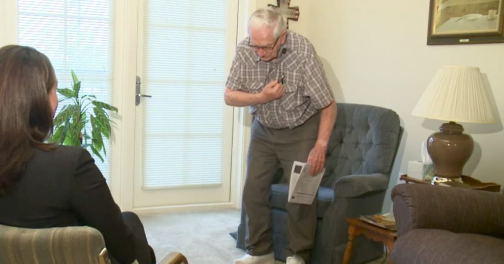 Bible Saves Life Of WWII Veteran