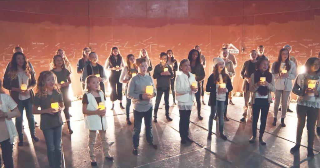 Children's Choir Mart Schultz 'When Love Was Born'_GodUpdates