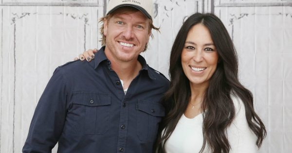 Chip And Joanna Gaines Rebuild Home For Elderly Hurricane Victim