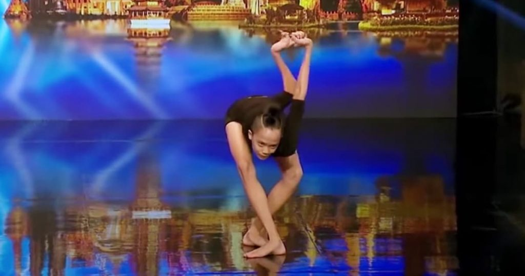 Contortion Dancer Asia's Got Talent_GodUpdates