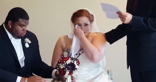 Late Father Writes Letter To His Daughter On Wedding Day