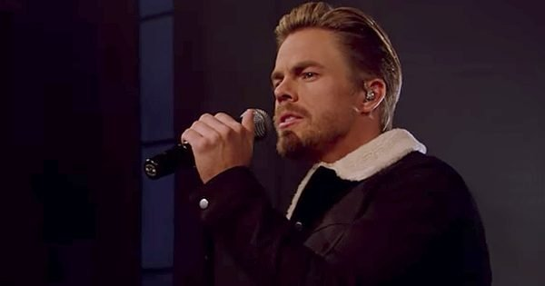 Derek Hough Brings Hope To Those Suffering From Depression With 'Hold On'
