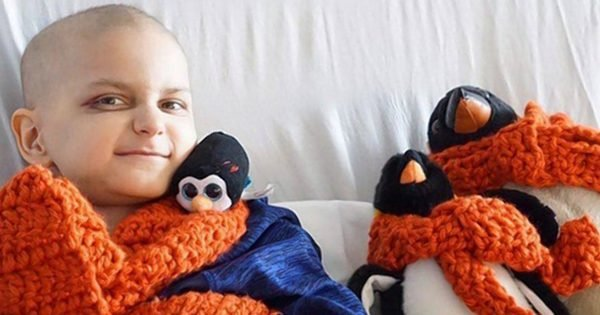 Dying Boy's Last Christmas Wish Granted Before He Leaves For Heaven