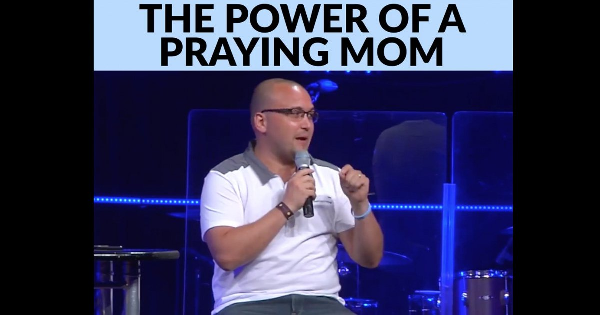 True Inspirational Story - Former Drug Addict Bobby Bledsoe Become Pastor Because Of Praying Mom