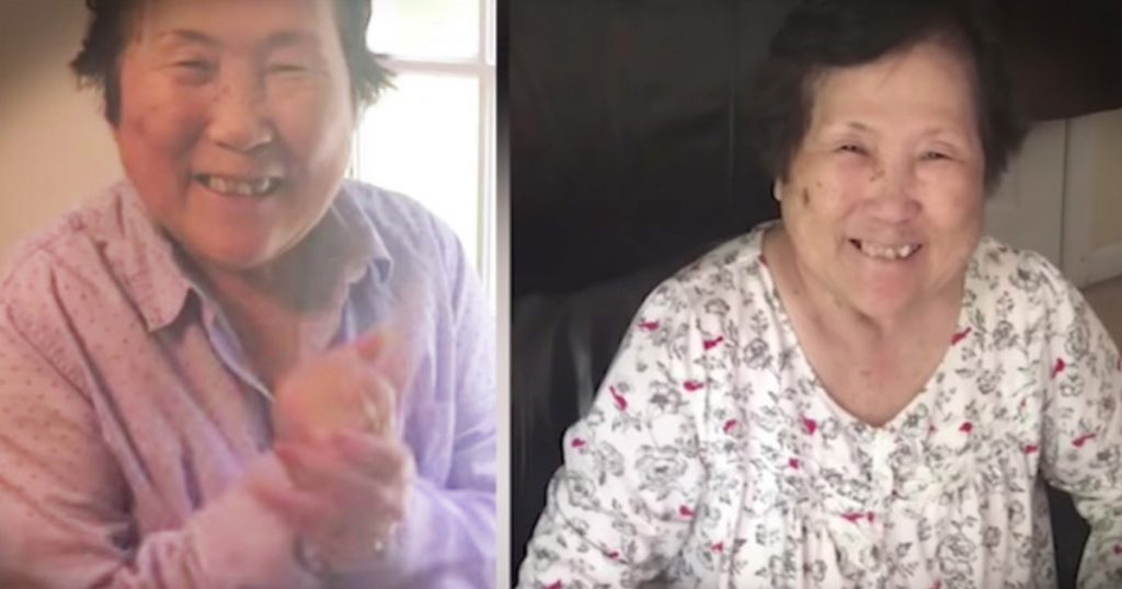 Grandmother With Alzheimer's Meets Her Grandbaby For The First Time