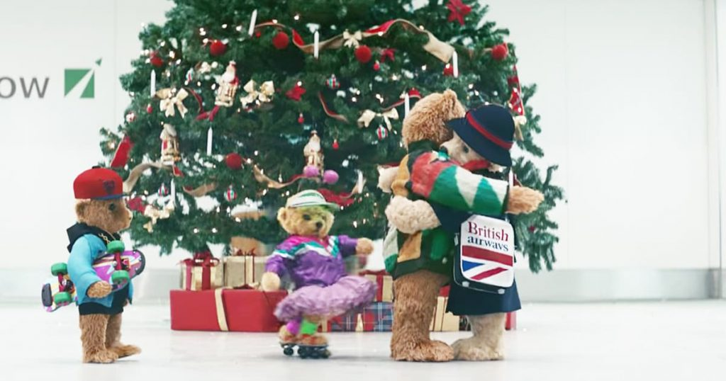 Heathrow Airport Christmas Bear Ad_GodUpdatesHeathrow Airport Christmas Bear Ad_GodUpdates