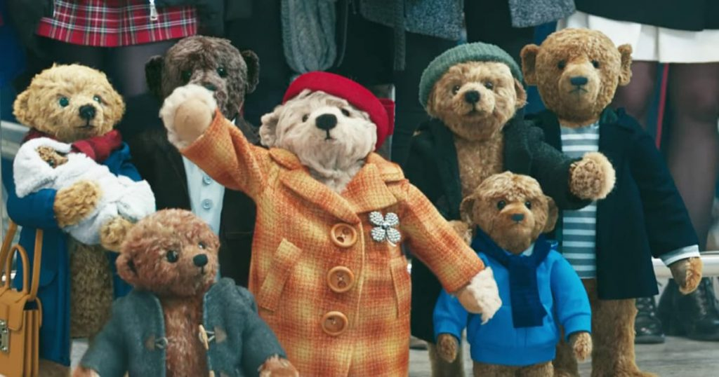 Heathrow Airport Christmas Bear Ad_GodUpdates
