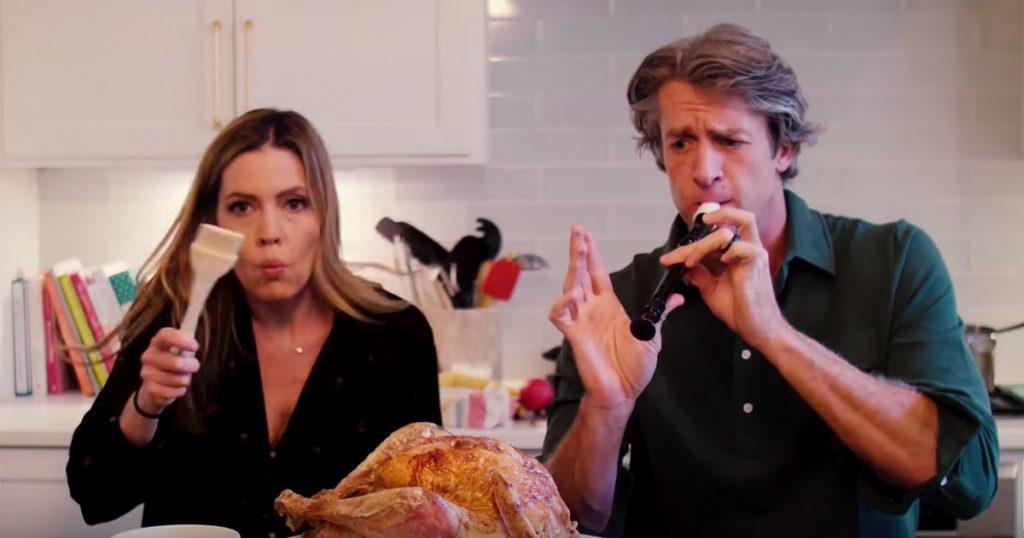 Holderness Thanksgiving Song Parody Mashup