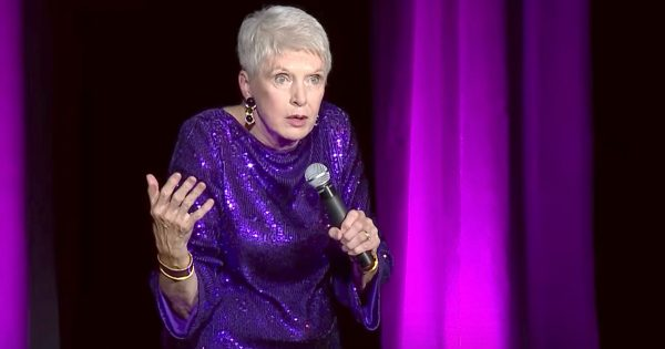 Jeanne Robertson And The Struggle With The Body Suit