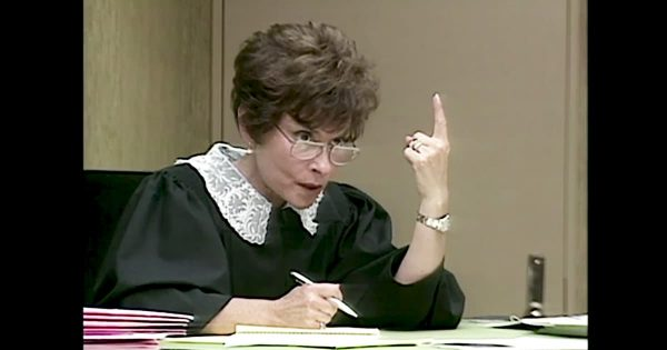 Judge Judy's Uncovered Interview Before Her TV Debut
