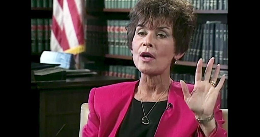Judge Judy Interview Before TV_GodUpdates