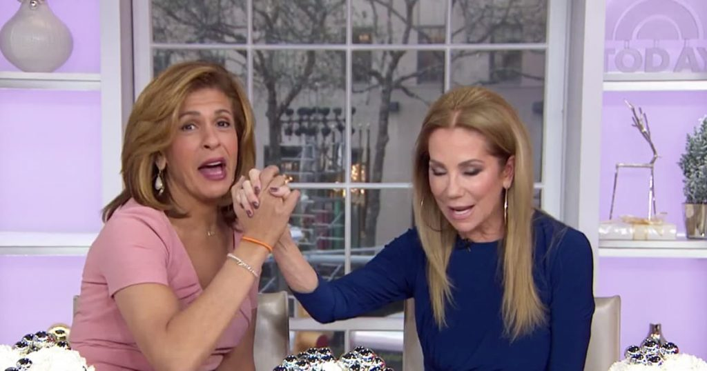 Kathie Lee's Reaction To Matt Lauer's Termination_GodUpdates