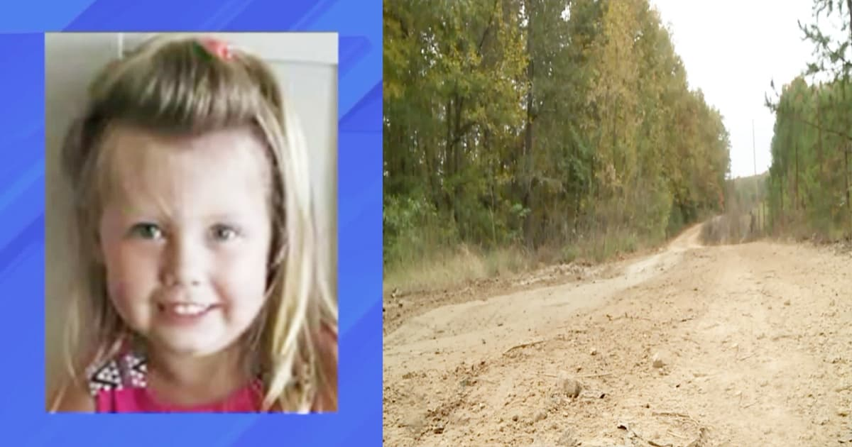 Man Drives 2 Hours To Help Find Missing Girl