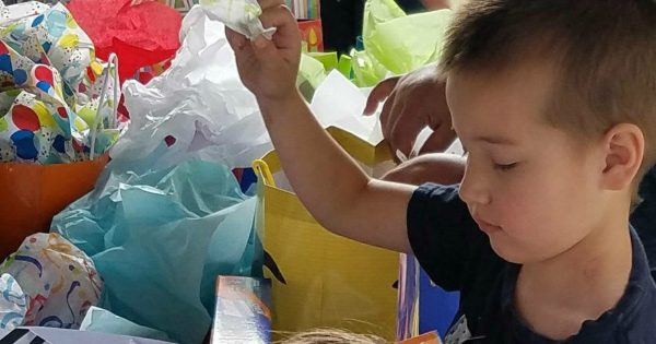 Kids Wouldn't Come To Birthday Party For Boy With Autism, So 200 Strangers Step In