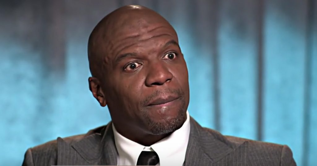 Terry Crews Speaks Out About His Sexual Abuse