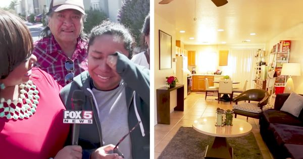 Veteran Mom Surprised With Furnished Home