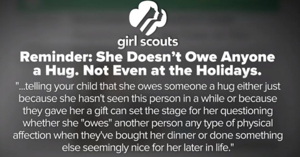 godupdates girl scouts holiday message