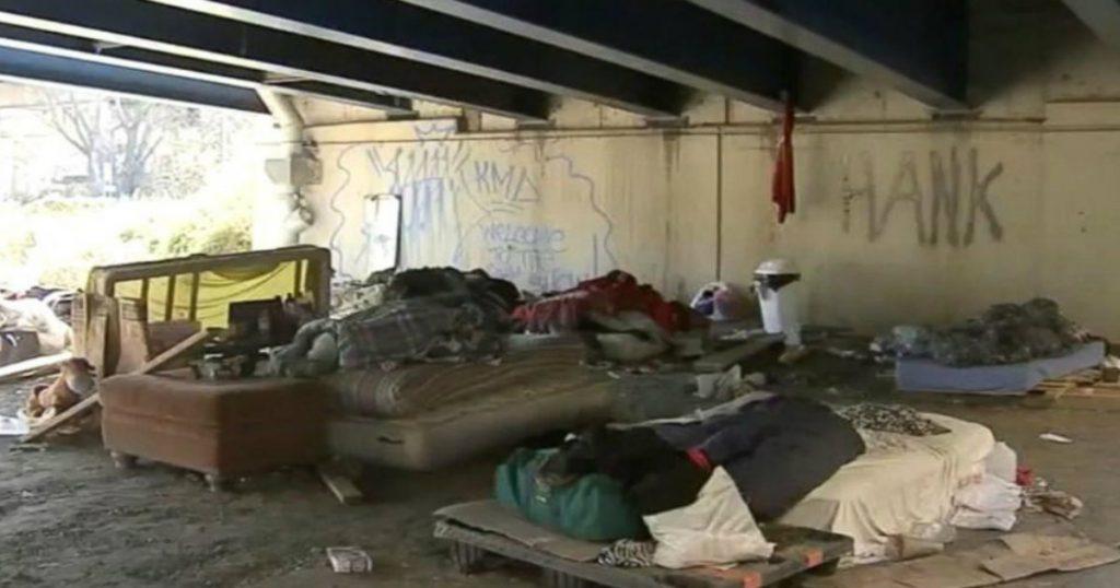 godupdates homeless veteran saves woman