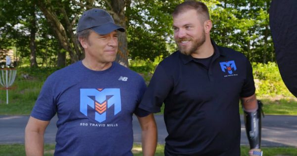 Wounded Warrior And Veteran Retreat Founder Gets A Huge Thank You