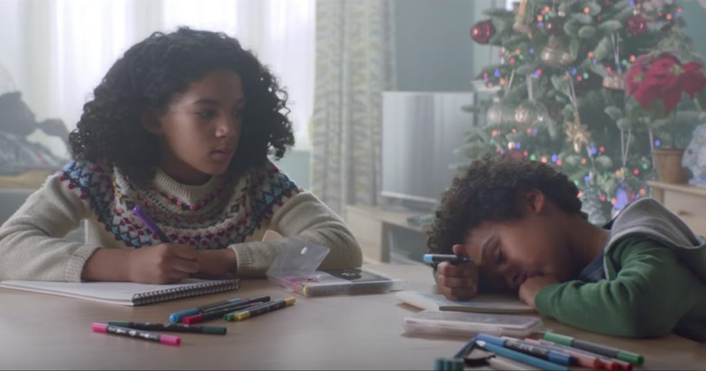 Little Boy Befriends The Monster Under His Bed John Lewis Christmas Ad