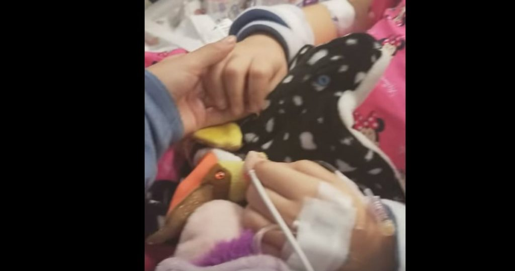 godtube little girl almost died