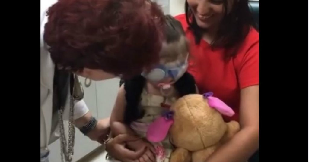 godupdates little girl received miracle _ real-life inspirational stories