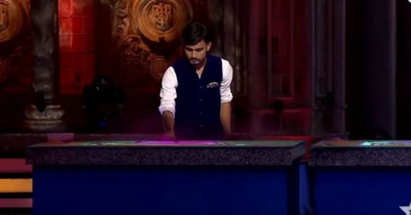 Talented Sand Artist Tells The Jungle Book Story