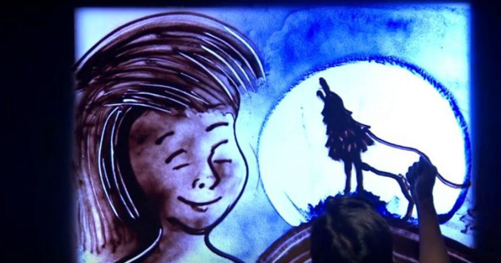 godupdates talented artist tells story