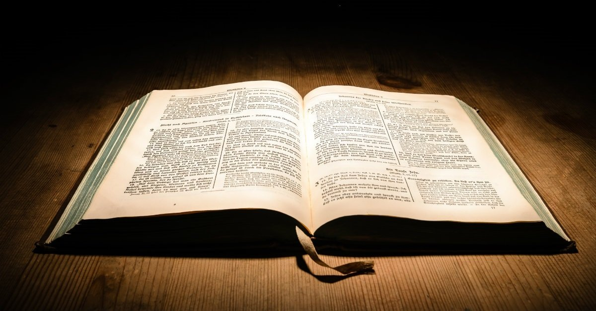 10 books of the bible to reread over and over again for guidance