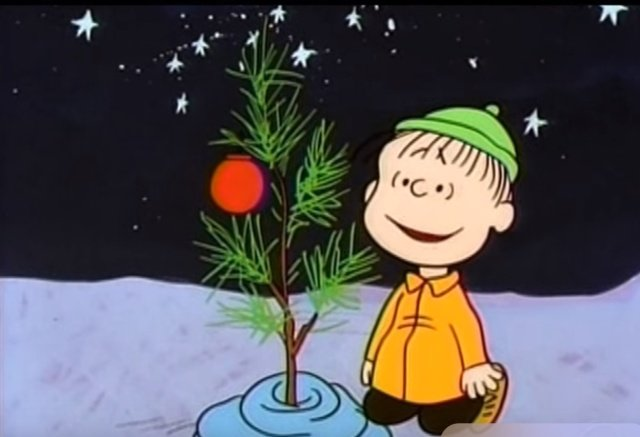 The Rest Of Linus's Story From A Charlie Brown Christmas