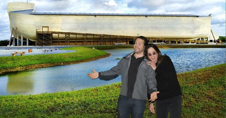 Rocker Ozzy Osbourne Visits Ark Encounter And Has Shocking Reaction _ godupdates