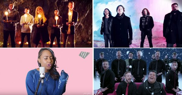 4 Awesome A Cappella Takes On Classic Christmas Hymns