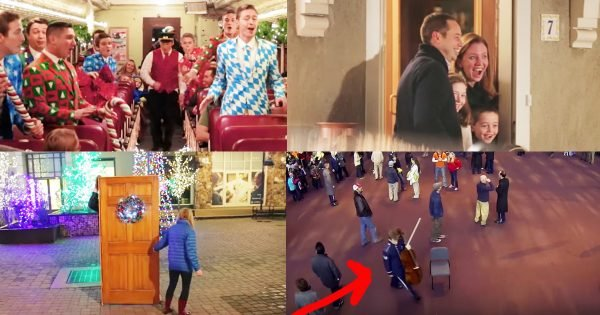 5 Christmas Flash Mobs You Will Wish You'd Seen In Person