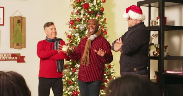 A Cappella Group's Amazing Performance Of 'You're A Mean One, Mr. Grinch'