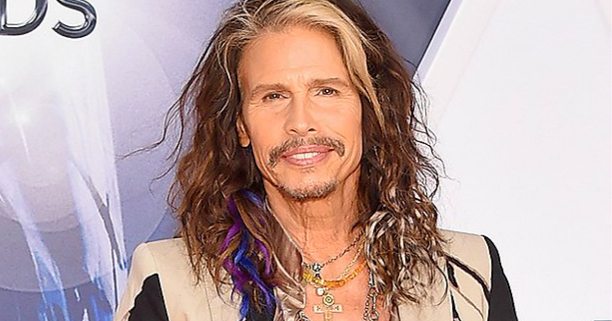 godupdates aerosmith's Steven Tyler opened a home for abused girls