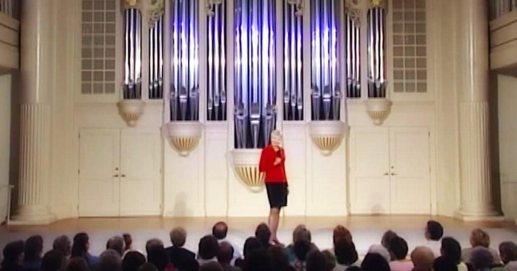 Christian Comedian Jeanne Robertson Miss North Carolinas_GodUpdates