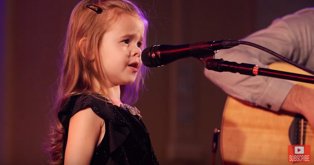 Claire Ryann Sings 'O Holy Night'