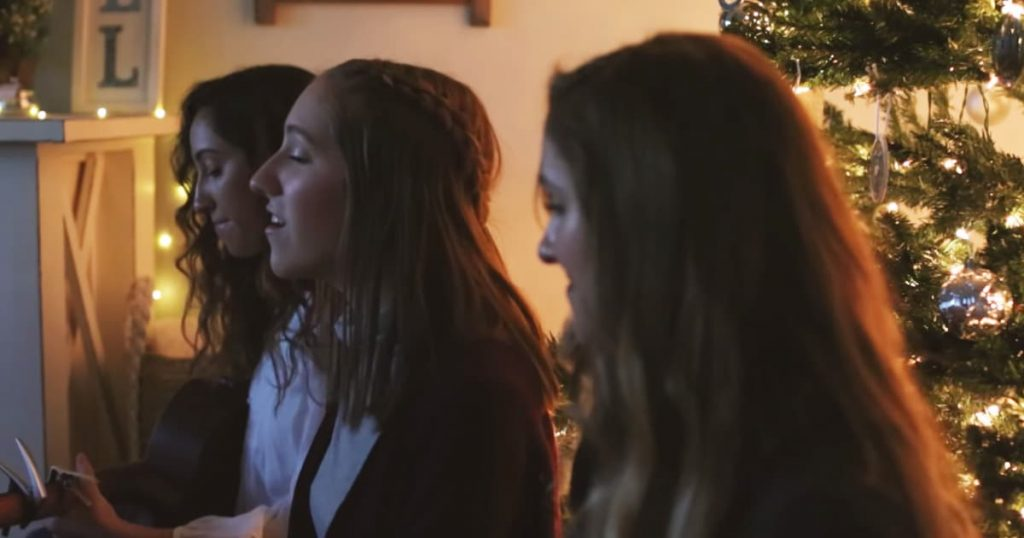 Gardiner Sisters 'Joy To The World'_GodUpdates