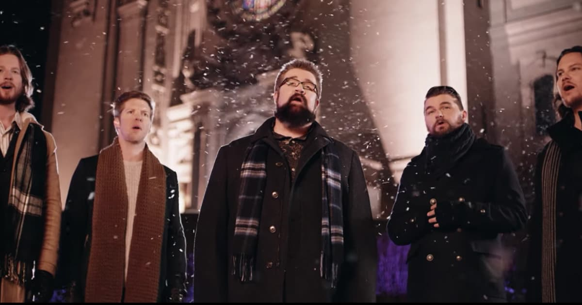 home free a cappella silent night_godupdates - Home Free Christmas